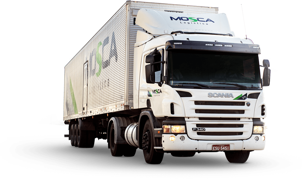 Caminhão da Mosca